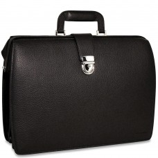 Soho Collection Classic Leather Briefbag 1405