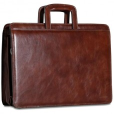 Sienna Professional Leather Briefcase
