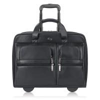 Franklin Leather Rolling Case