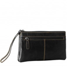 Voyager Zippered Wristlet Clutch 7723