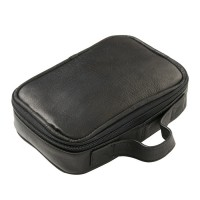 Top Grain Leather Small Accessory Case