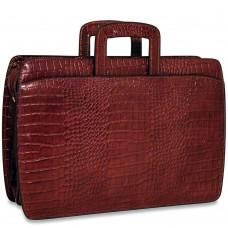 Limited Edition Croco Professional Briefcase 2202