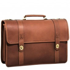 Belmont Professional Leather Briefcase