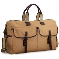 Canvas Large Travel Duffle Bag