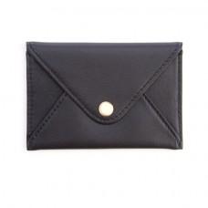 Genuine Leather Envelope Card Case
