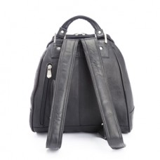 Handcrafted Luxury Women's Sling Backpack in Genuine Colombian Leather