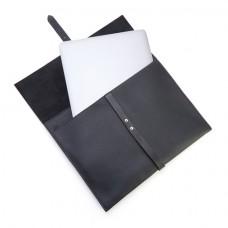 "American Leather Pebble Grain 13"" Laptop Sleeve"