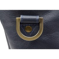 Racer Leather Travel Tote