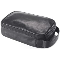 Tuscan Leather Accessory/Toiletry Kit