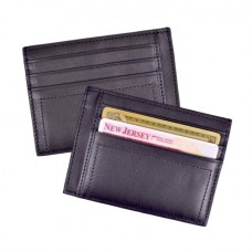 Nappa Prima Men'S Card Case