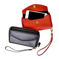 Saffiano Slim Cellphone Wallet