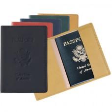 Debossed Passport Jacket