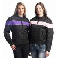 Ladies Textile Jackets (2272)