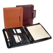 Zip Around Binder Padfolio