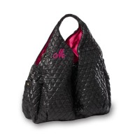 Three Quilted Gym Bag