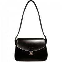 Milano Collection Flapover Handbag