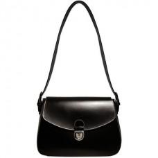 Milano Collection Flapover Handbag