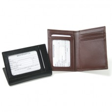 Card Case With Multi Windows