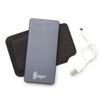 Genuine Leather Power Bank With Sleeve