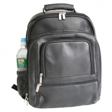 Deluxe Vaquetta Nappa Laptop Backpack