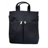 "Microfiber ""Convertible"" Tote/Backpack"