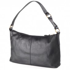 Large Leather Slouch Hobo
