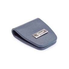 Slim Money Holder Wallet In Saffiano Leather