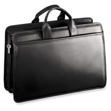 Platinum Special Edition Double Gusset Top Zip Briefcase 8202