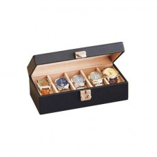 Deluxe 5 Watch Box