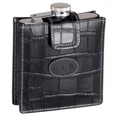 Croco 5 Oz. Flask