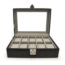 Debonair 10 Slot Watchbox