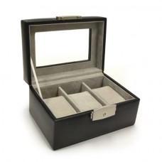 Luxury 3 Slot Watchbox