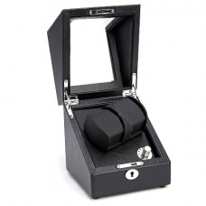 Luxury Battery Powered Double Watch Winder