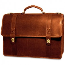 Belmont Executive Leather Briefcase
