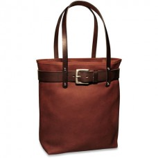 Belmont Open Leather Tote Bag