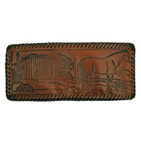 HAND-LACED BILLFOLD