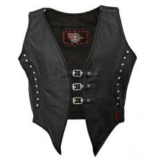 Ladies Illusion Vest