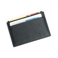 Luxury Genuine Leather Credit Card Wallet (RFID Blocking)