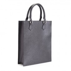 Womens Tote Bag In Genuine Saffiano Leather (RFID Blocking)