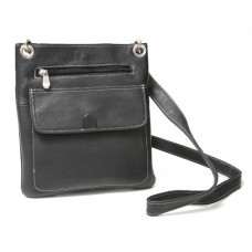 Vaquetta Front Flap Crossbody Bag