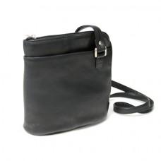 Zip Shoulder Bag
