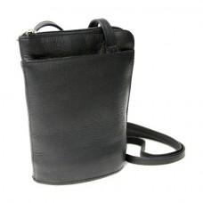 Vaquetta Petite L-Zip Crossbody Bag
