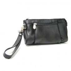 Vaquetta Multipocket Wristlet Wallet