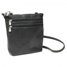 Vaquetta Ziparound Crossbody Bag
