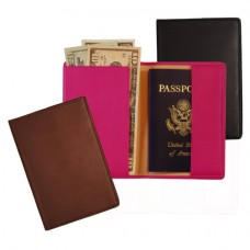 Plain Passport Jacket (RFID Blocking)